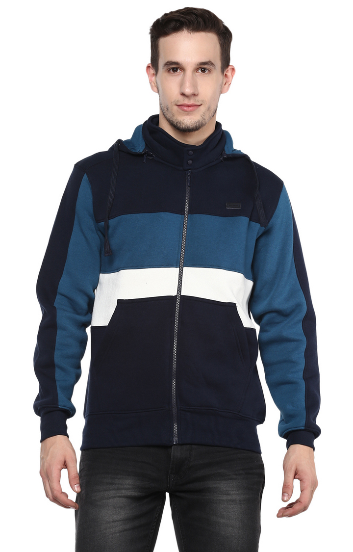 RED CHIEF | 8310094 G0085 - Blue Solid Sweatshirt