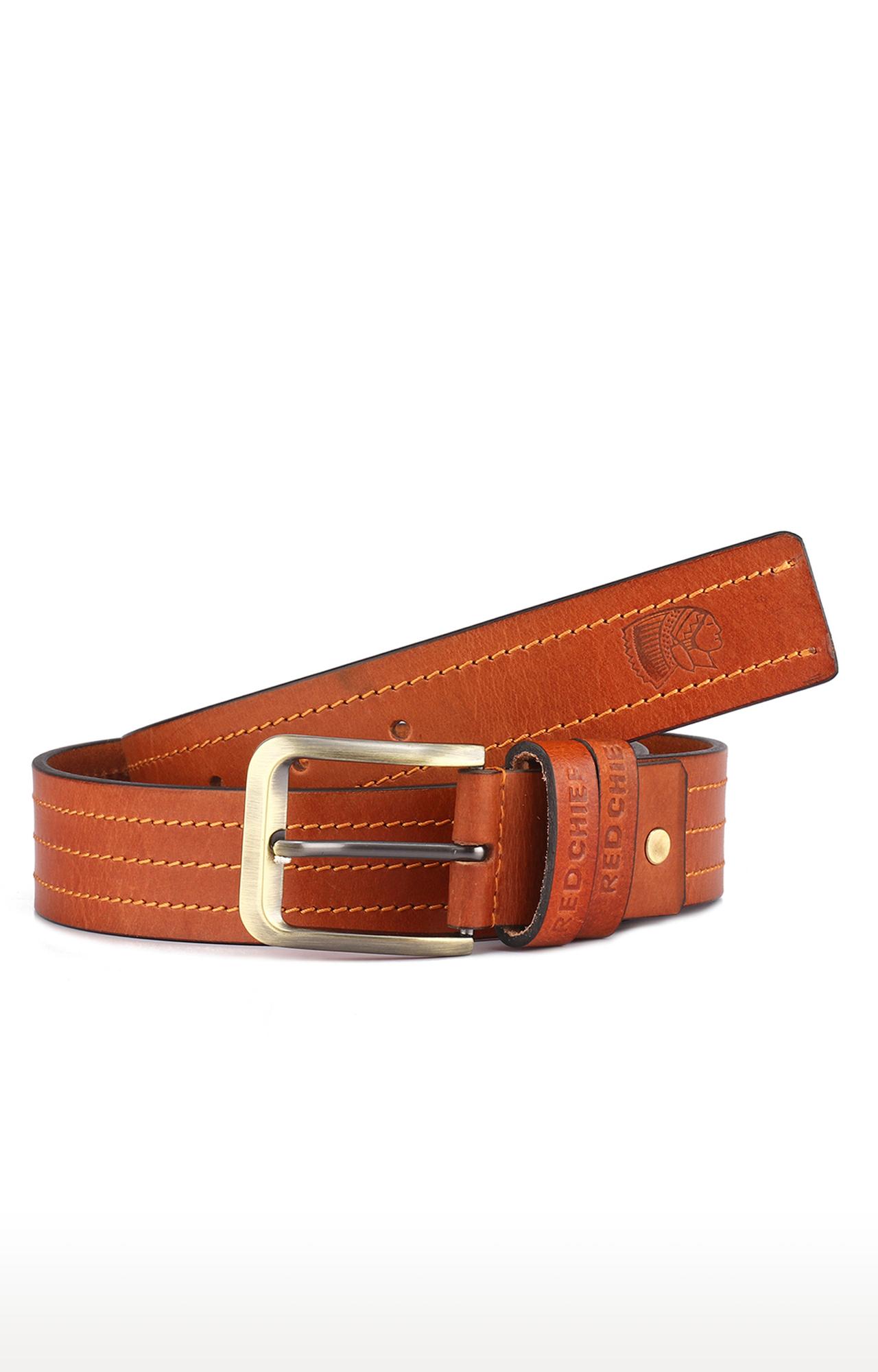 RED CHIEF   Tan Belt
