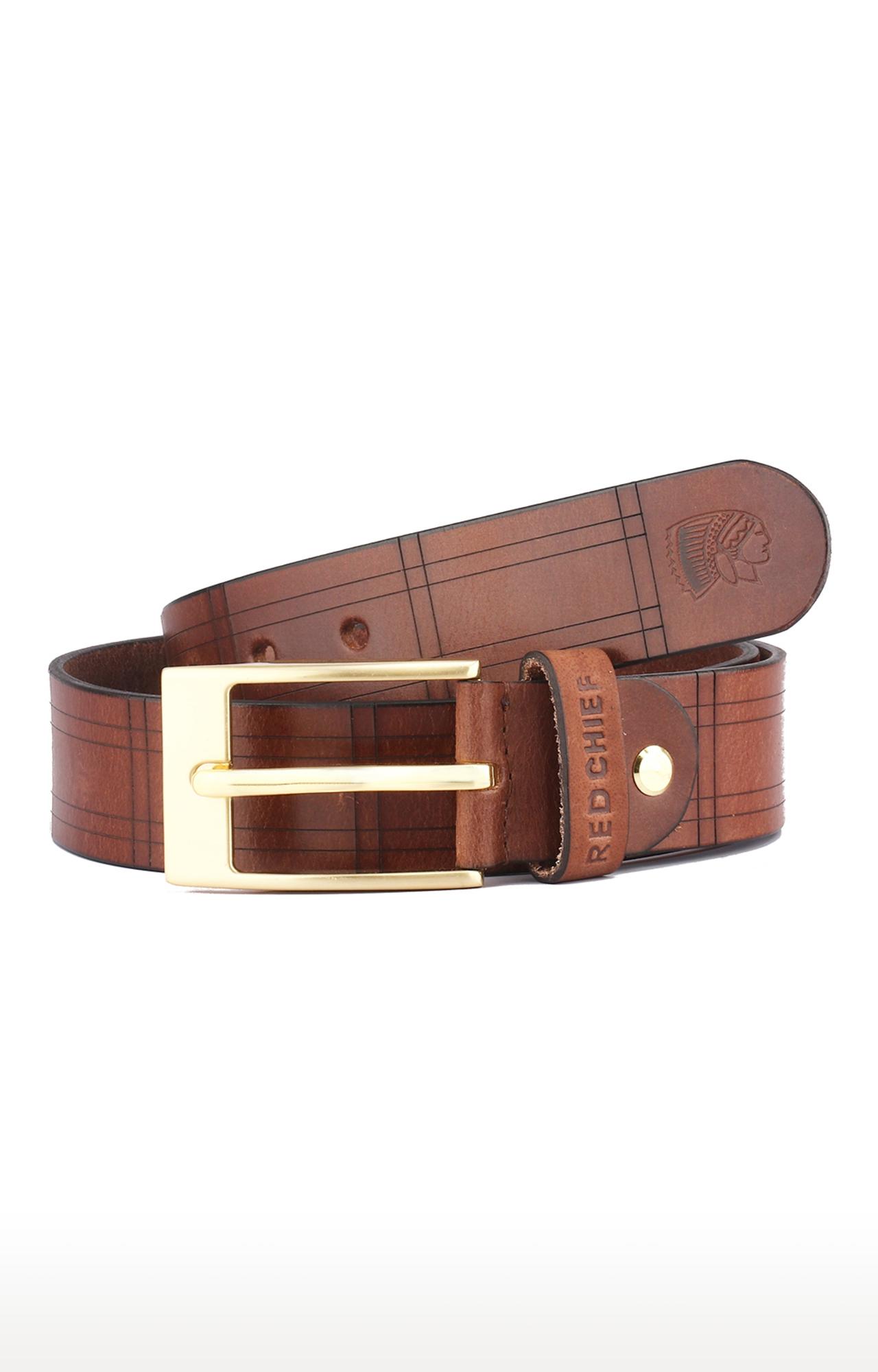 RED CHIEF   Brown Belt