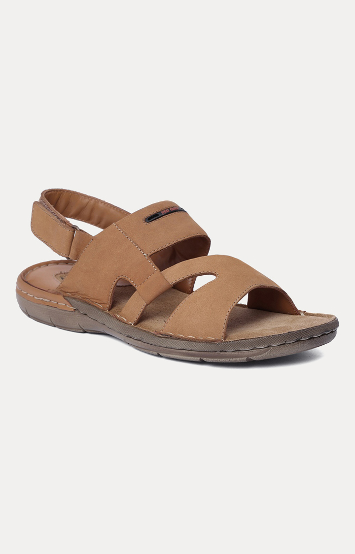 RED CHIEF | RC1359A 022 - Brown Sandals