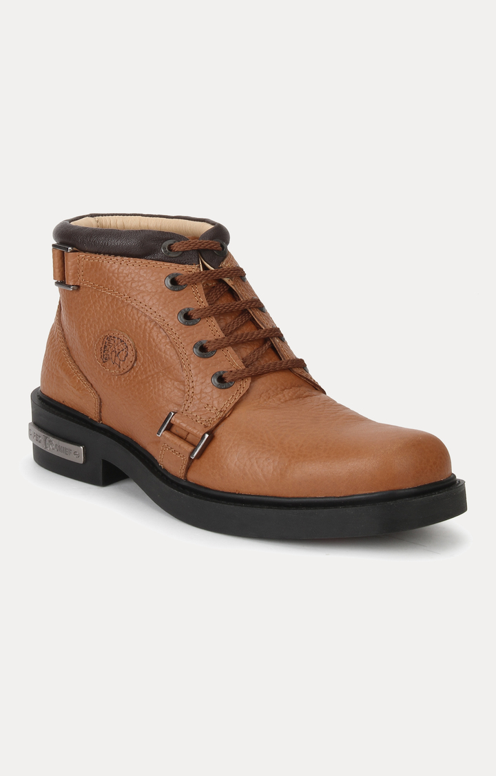 RED CHIEF   RC3099 107 - Brown Boots