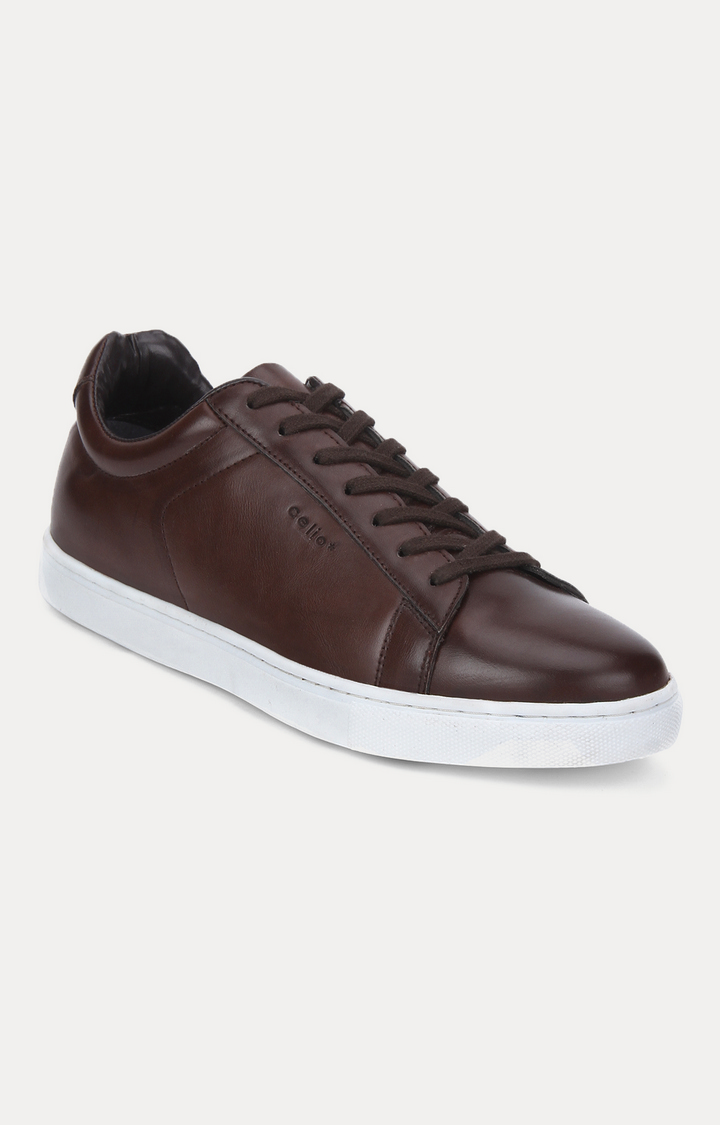 celio | Maroon Sneakers