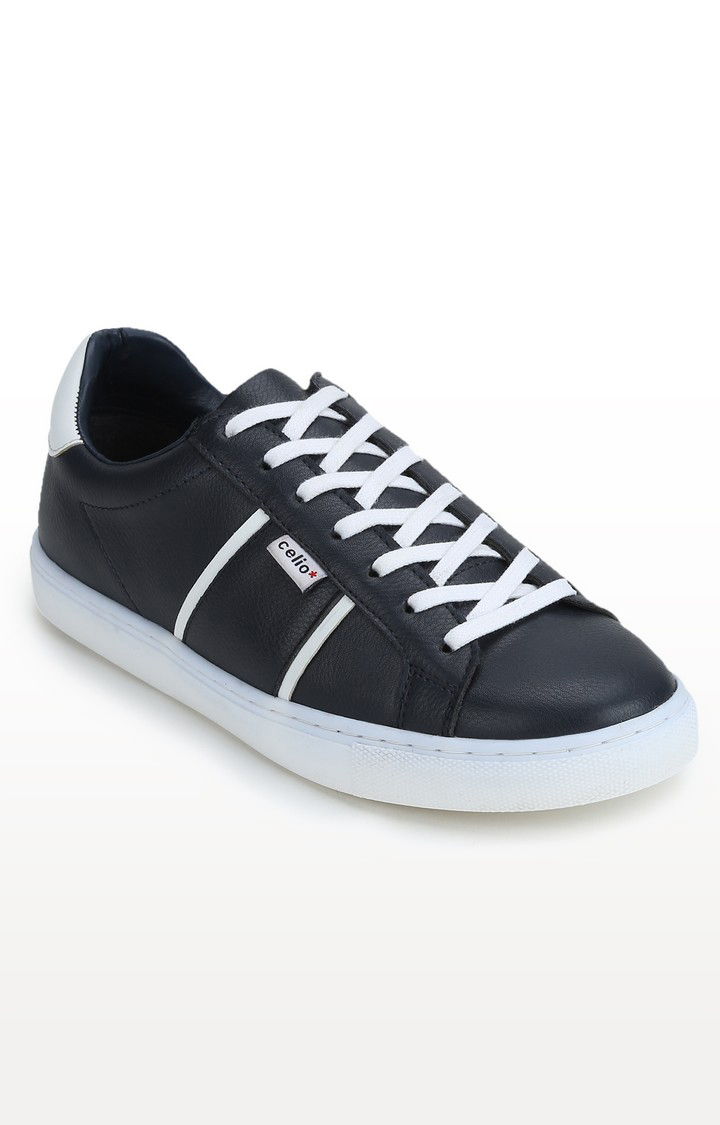 celio   Blue Sneakers