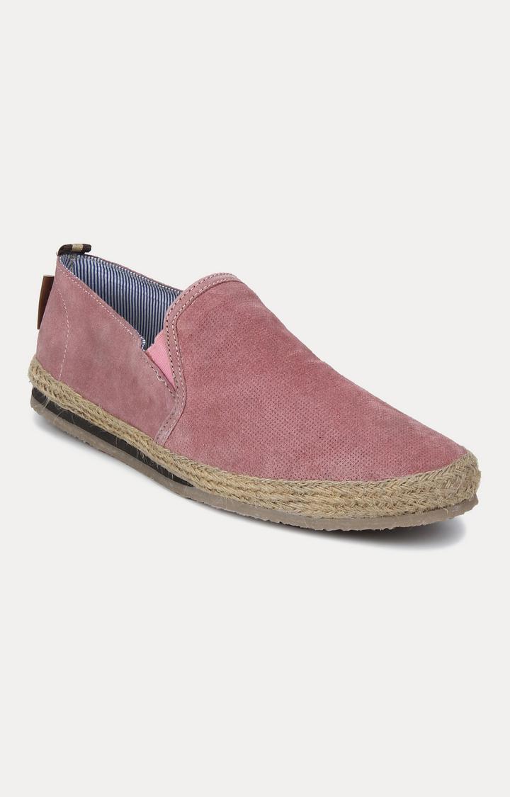 celio | Pink Casual Slip-ons