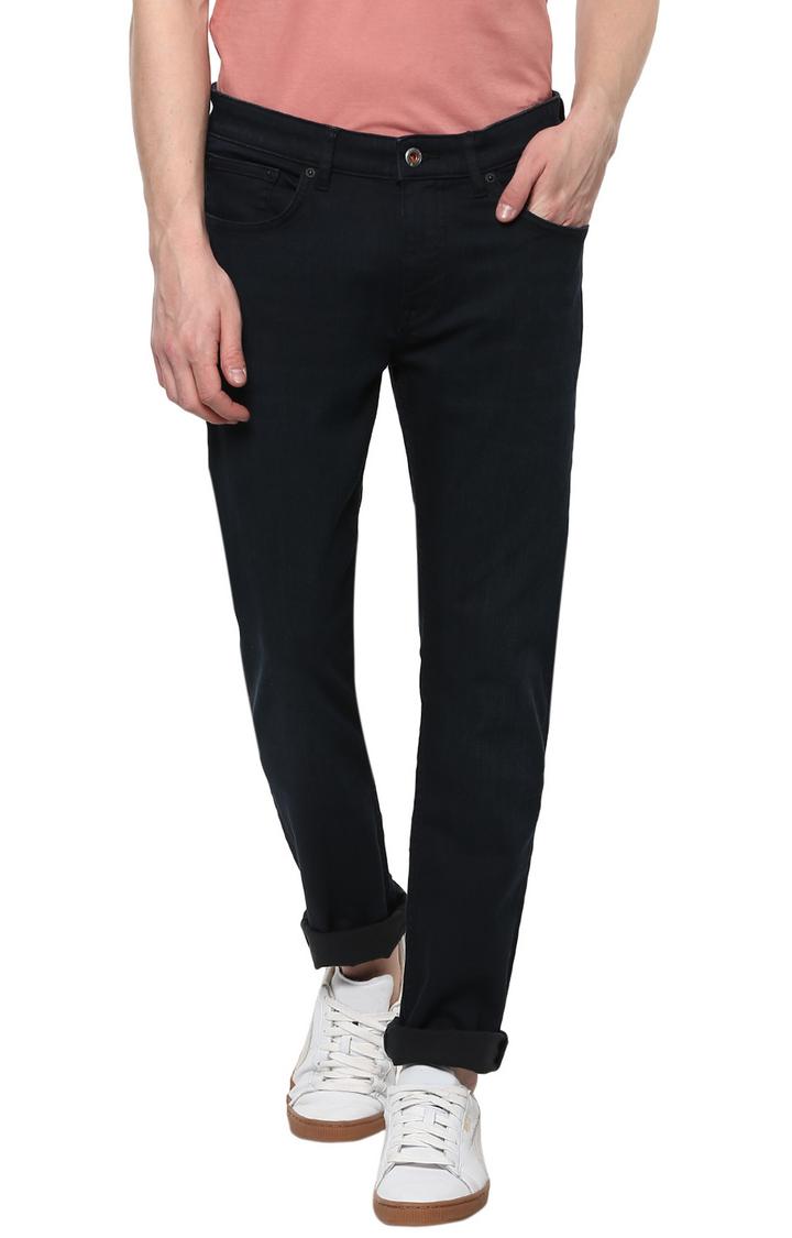 celio | Black Solid Slim Fit Jeans