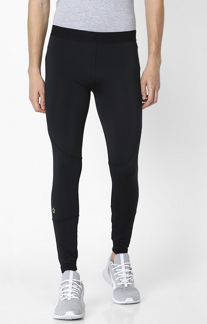 celio | Navy Solid Regular Fit Athleisure Pants