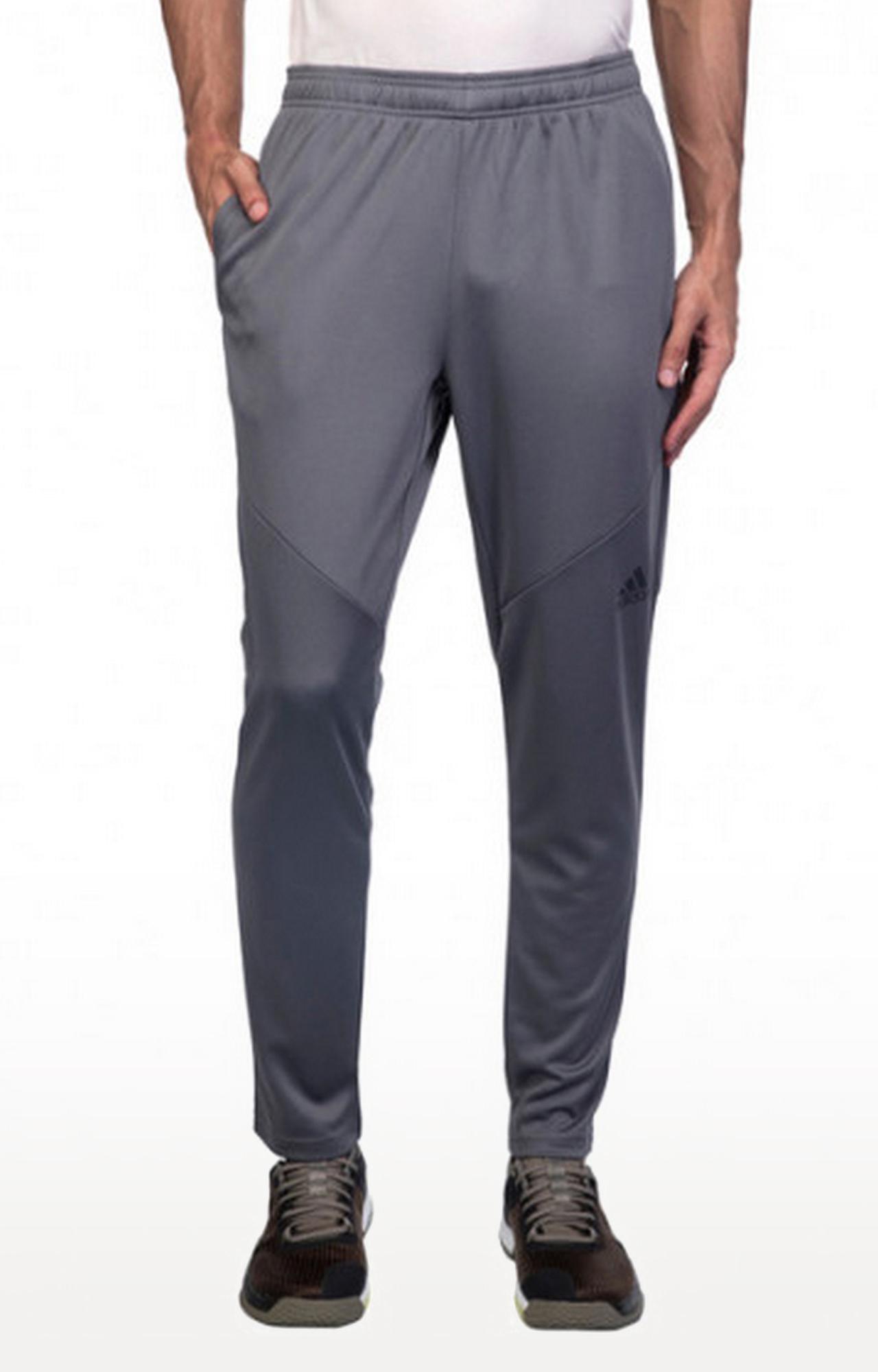 adidas | Grey Trackpants