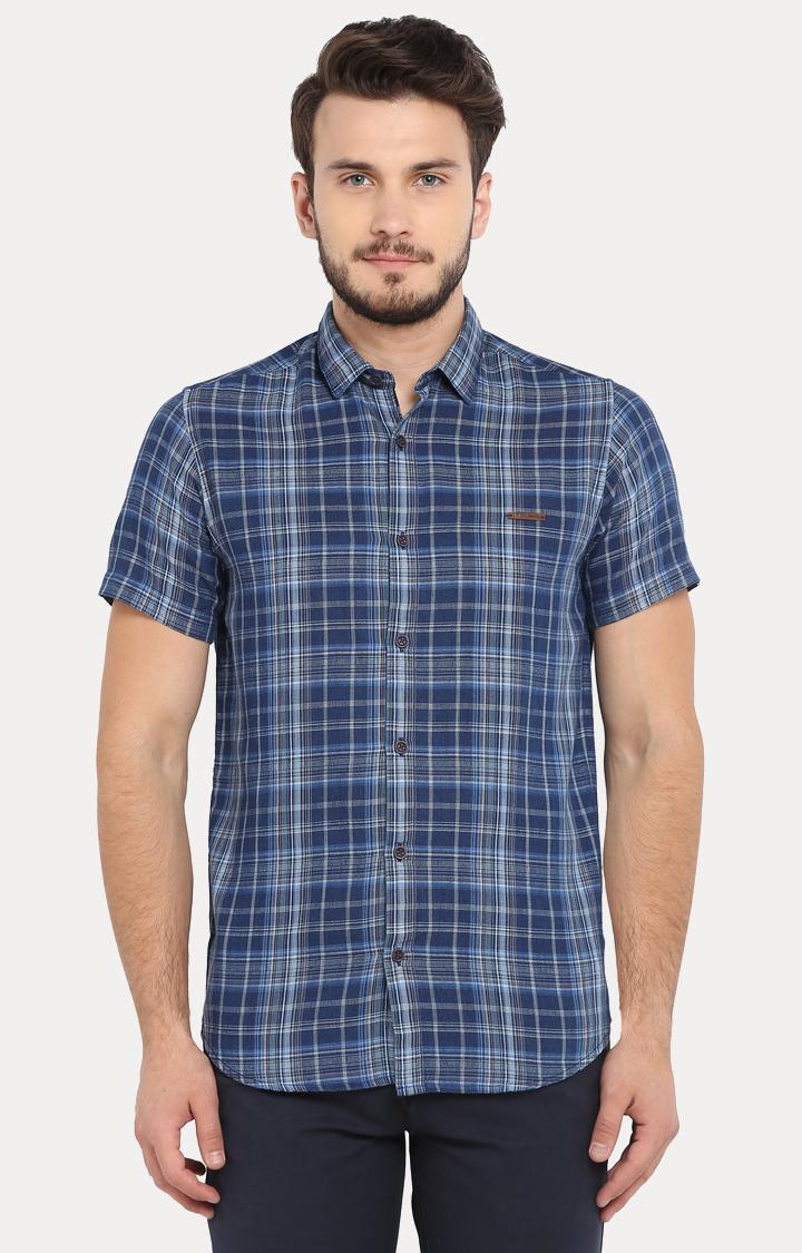 ColorPlus | ColorPlus Dark Indigo Shirt