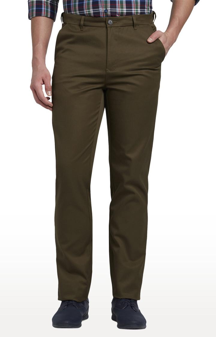 ColorPlus   ColorPlus Green Trouser