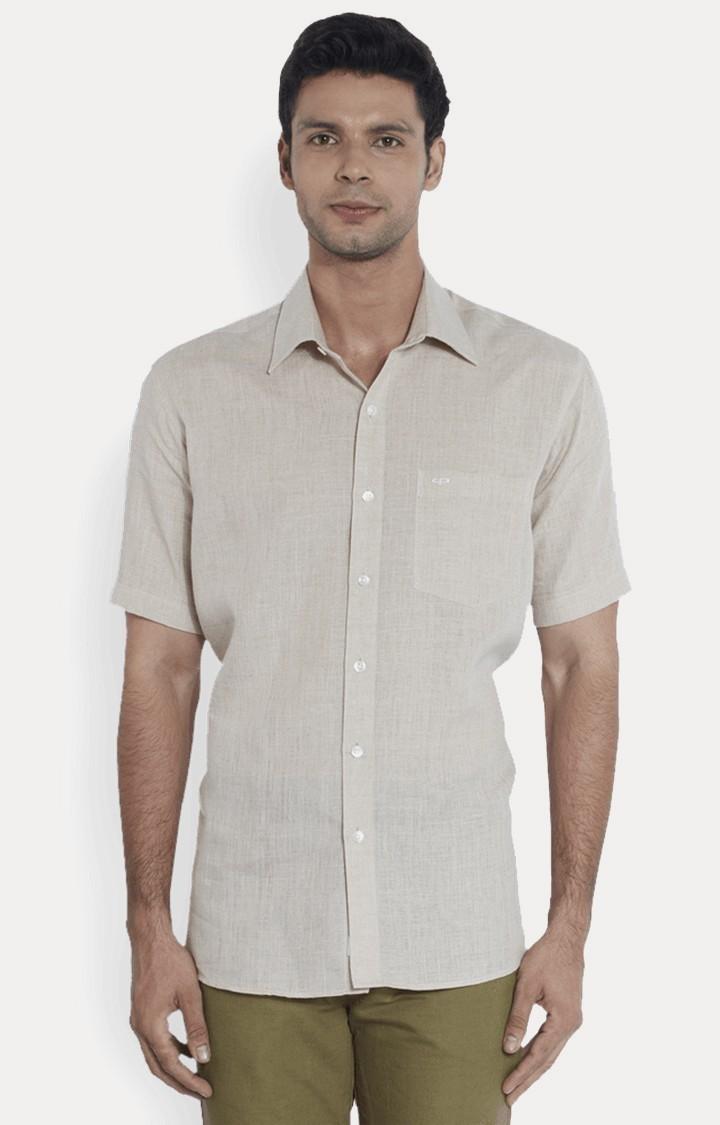 ColorPlus | ColorPlus Beige Shirt