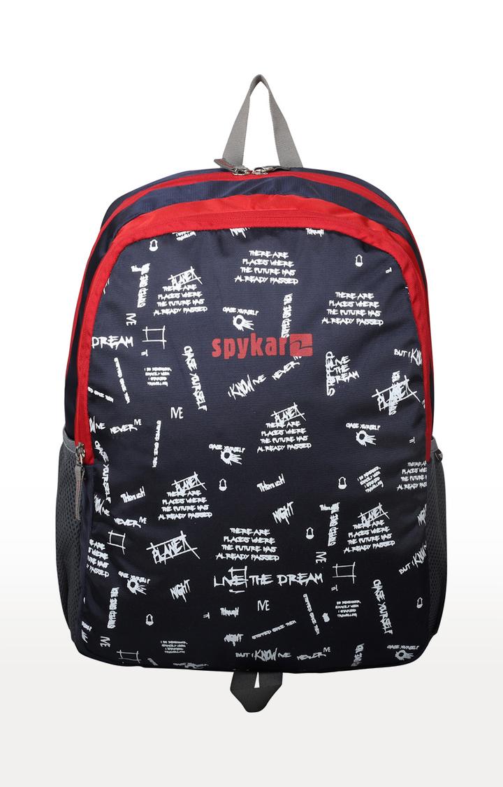 Spykar | Spykar Navy Backpack