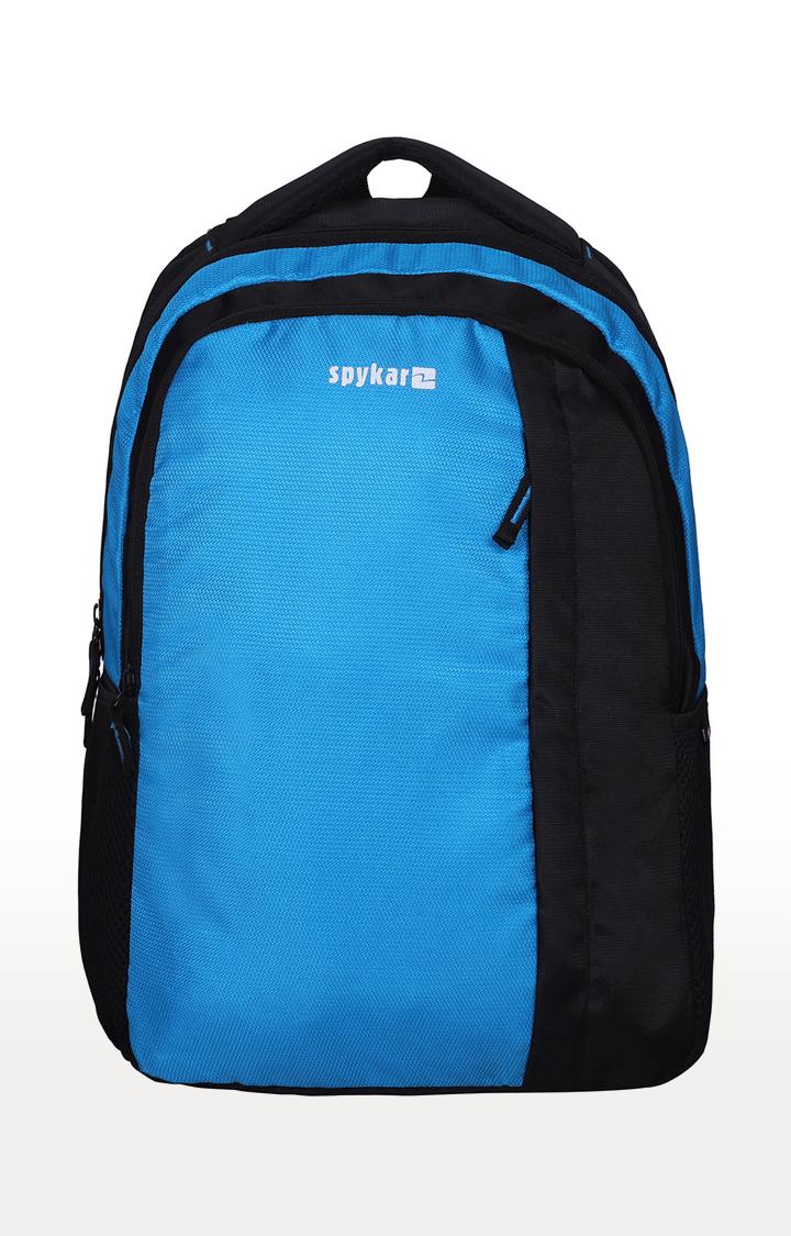 Spykar   Spykar Blue Backpack