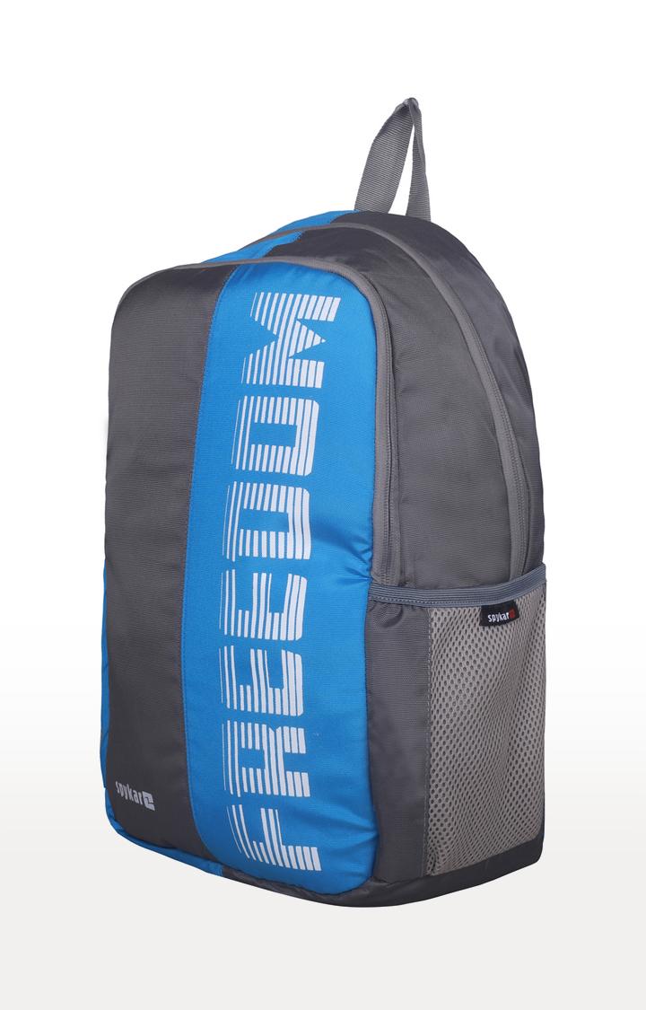 Spykar | Spykar Grey Backpack