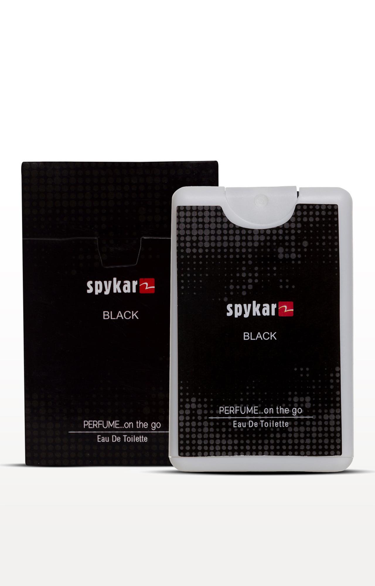 Spykar | Spykar Black Pocket Perfume