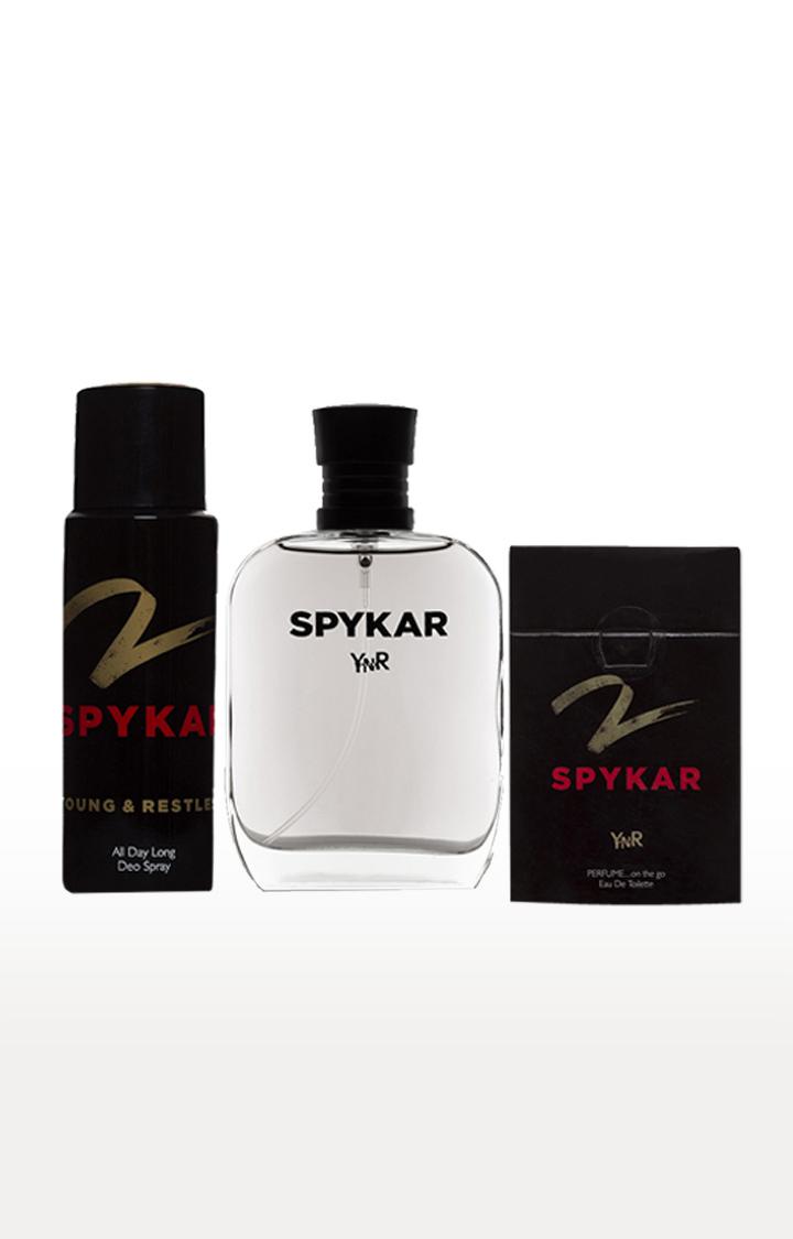 Spykar | Spykar Perfume Travel Kit