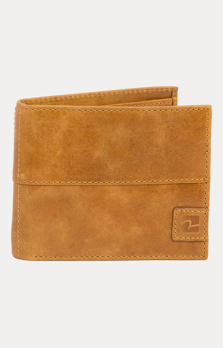 Spykar   Spykar Brown Leather Wallets