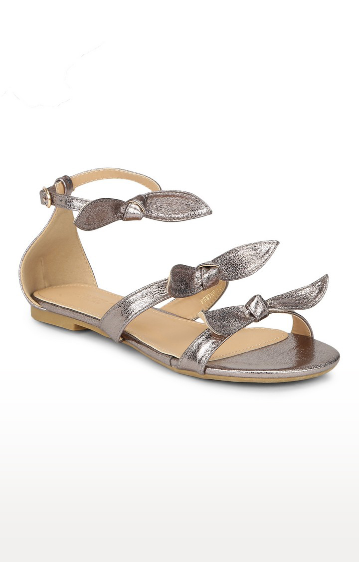 Truffle Collection | Brown Sandals