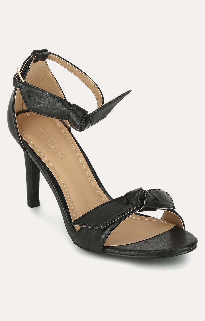 Truffle Collection | Black Stilettos