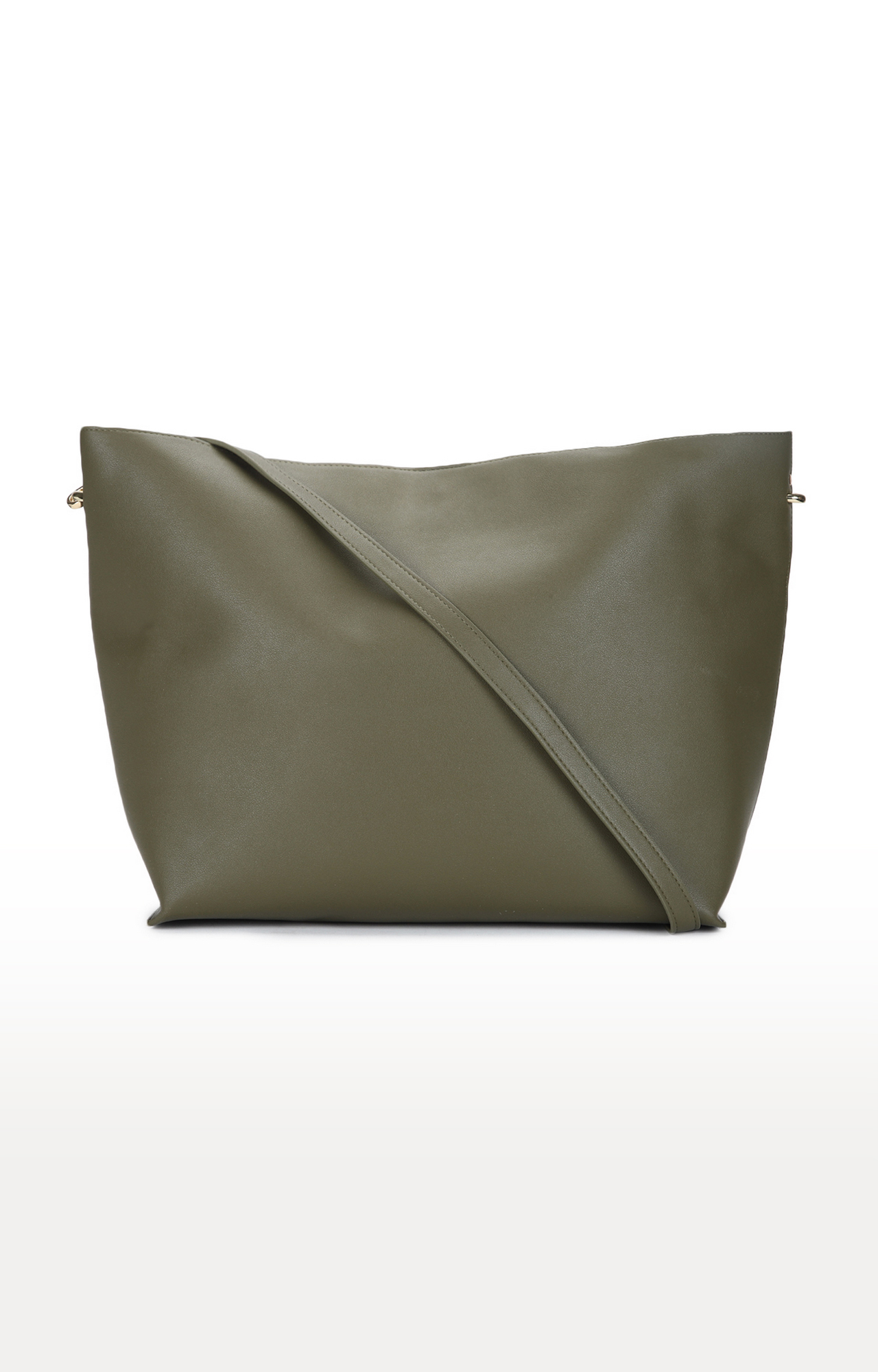 Truffle Collection | Olive Bucket Bag