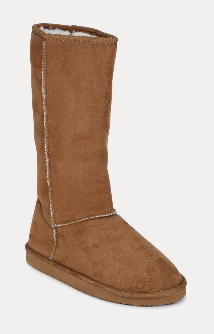 Truffle Collection | Tan Boots
