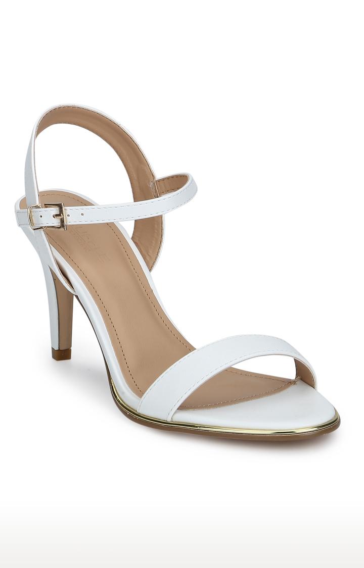 Truffle Collection | White Stilettos