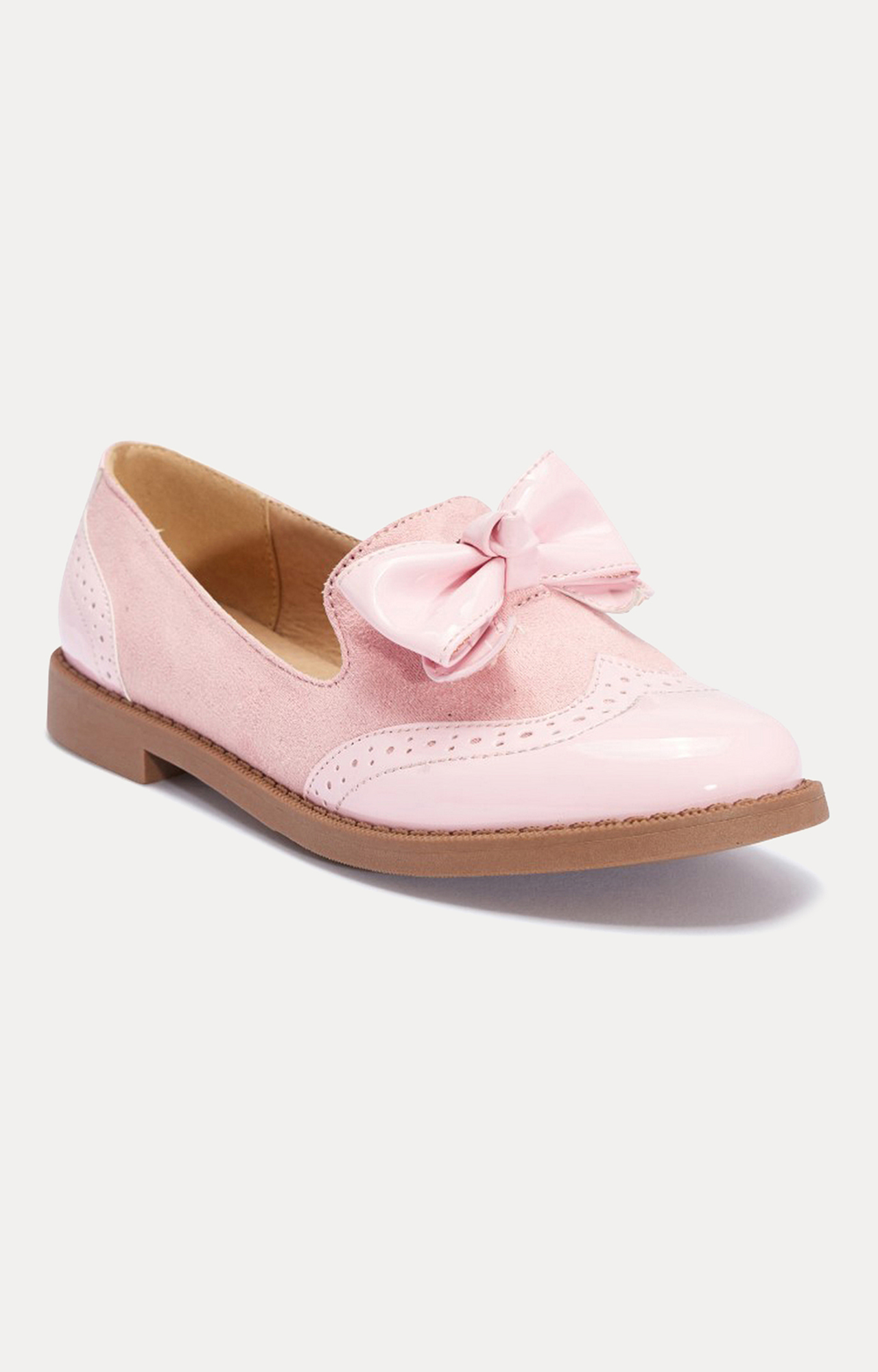 Truffle Collection   Pink Oxfords