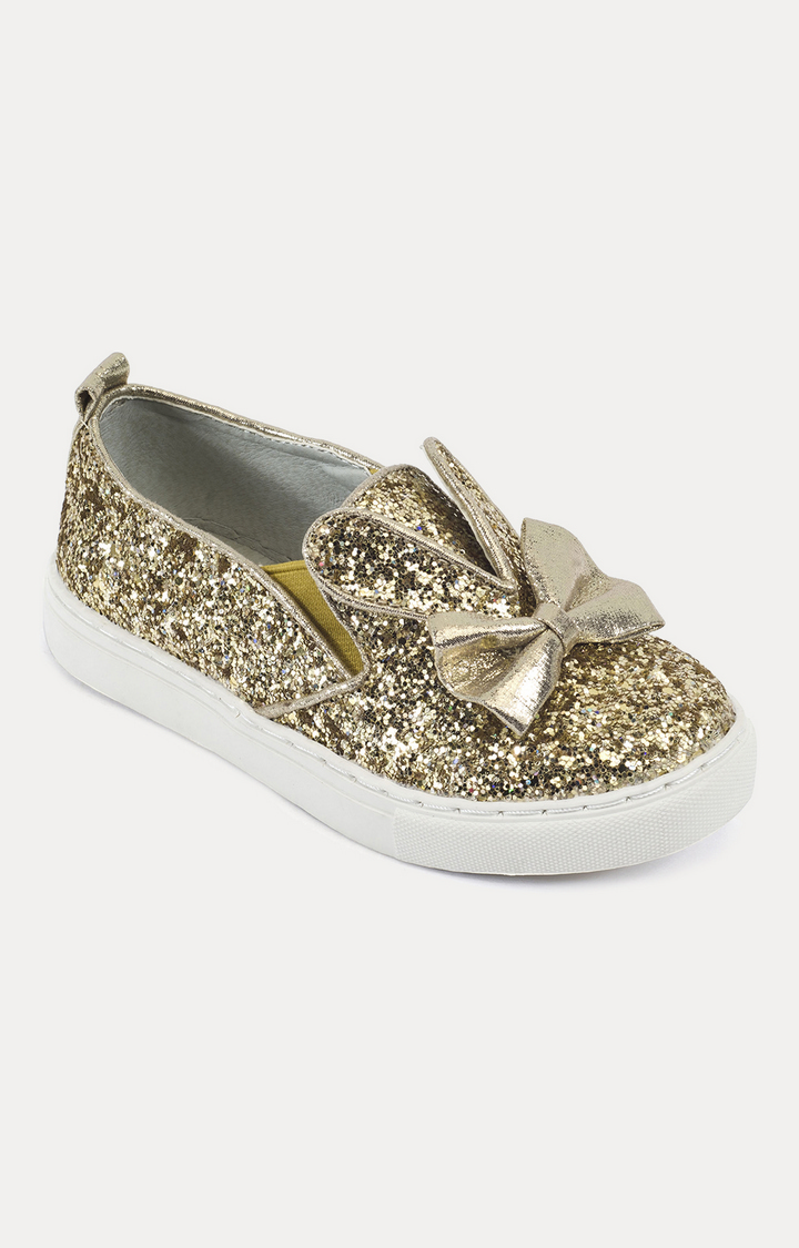 Truffle Collection | Champagne Sneakers