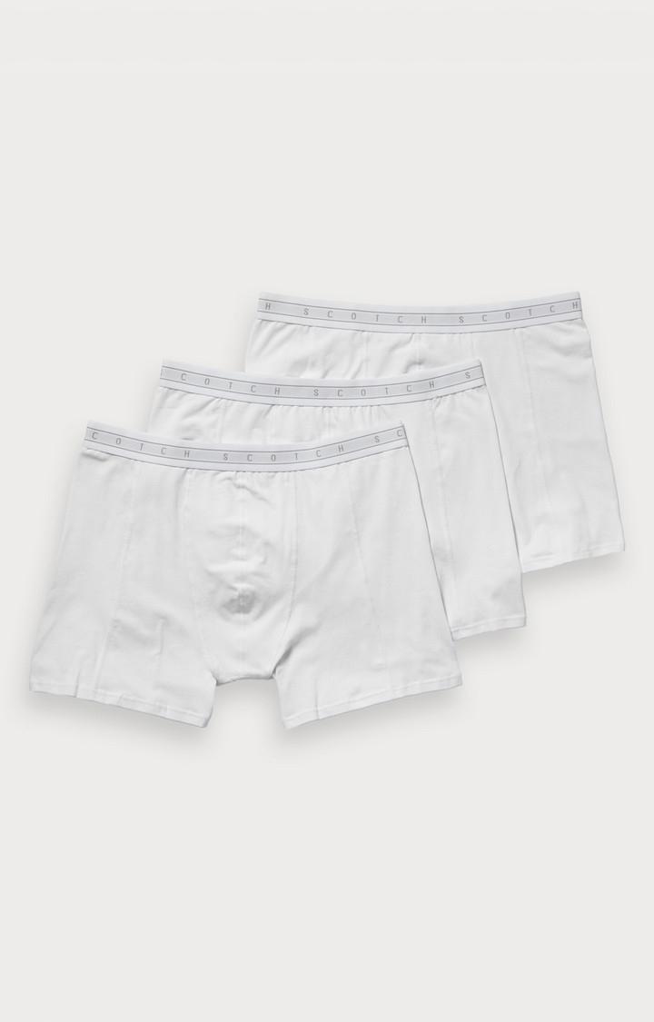 Scotch & Soda | 3Pack Jersey Boxer Shorts