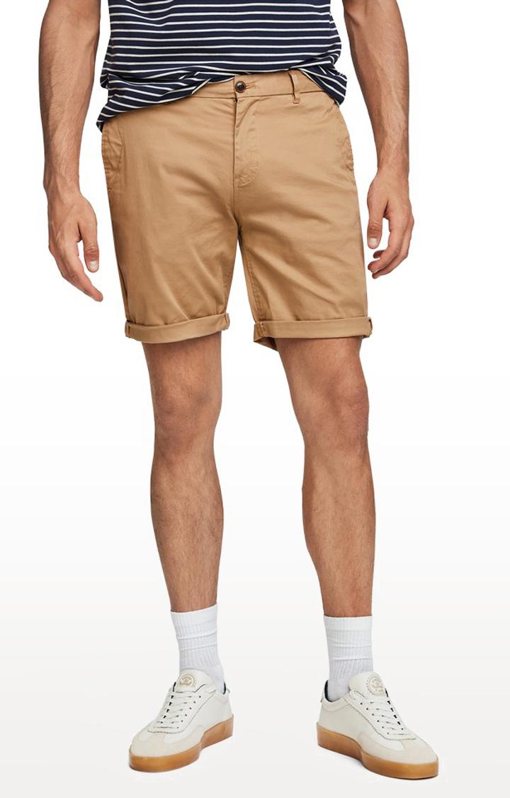 Scotch & Soda | Sand Solid Shorts
