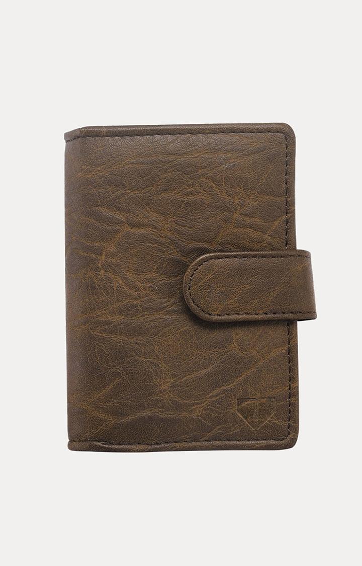 Walrus   Brown Wallet