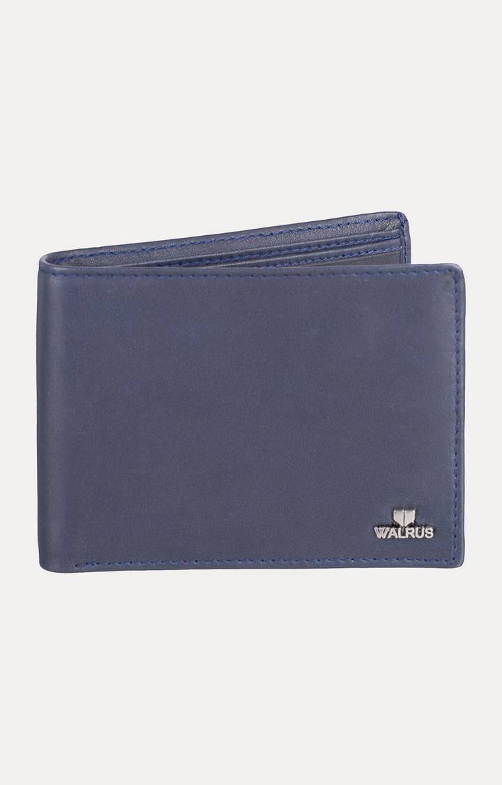 Walrus | Blue Wallet