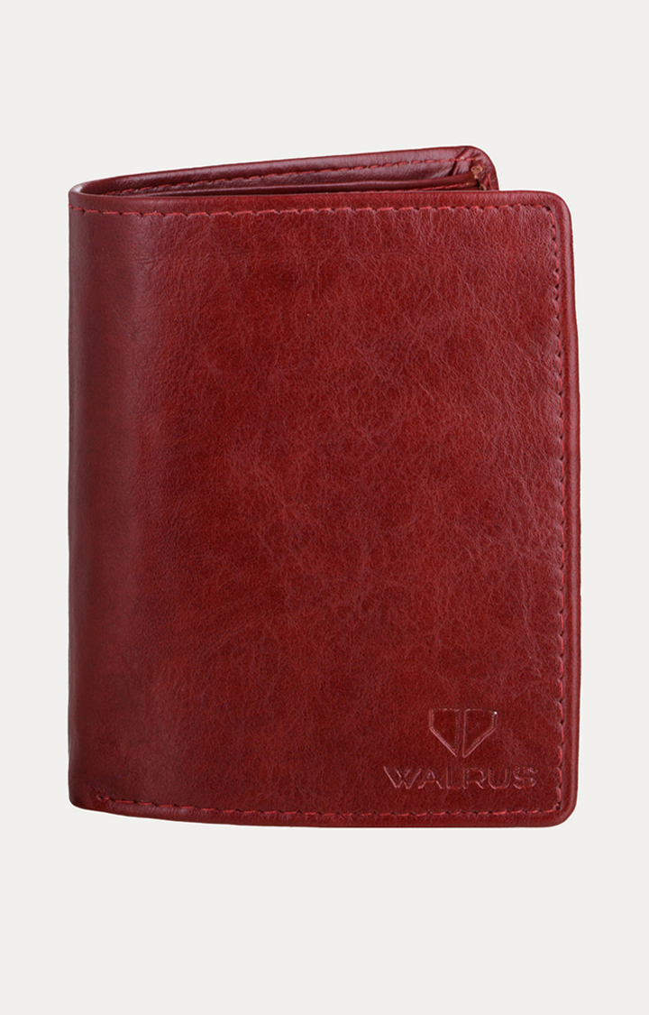 Walrus | Red Wallet