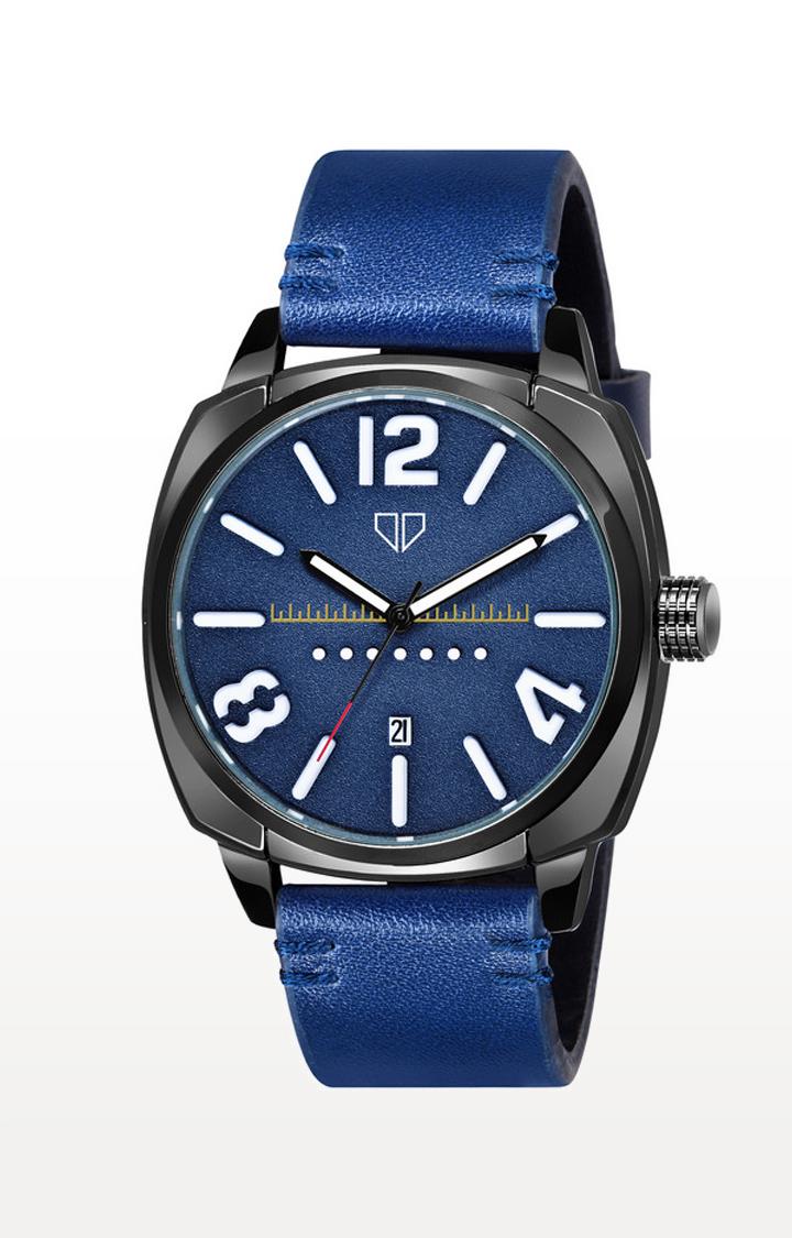 Walrus | Blue Incubator Analog Function Premium Quality Trendy Watch