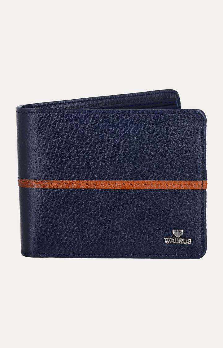 Walrus | Navy Wallet