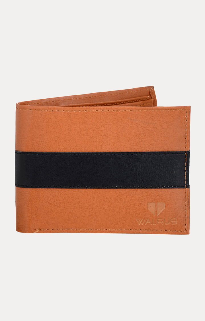 Walrus | Brown and Black Wallet
