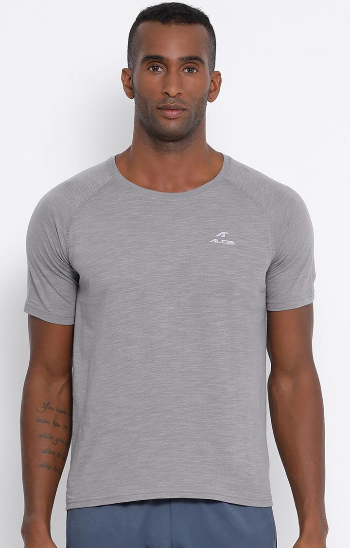 ALCIS | ALCIS Grey Melange T-Shirt