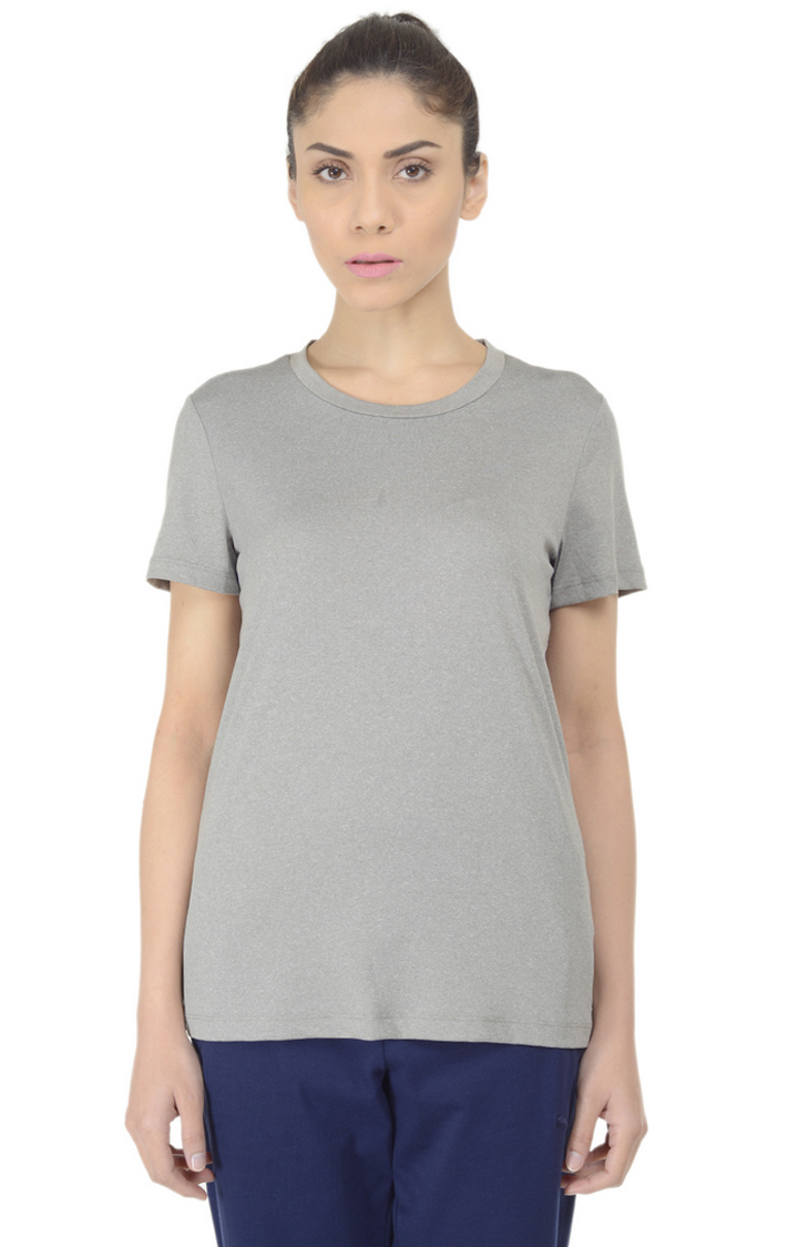 ALCIS   ALCIS Grey Melange T-Shirt