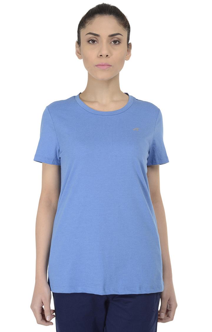 ALCIS   ALCIS Blue Melange T-Shirt