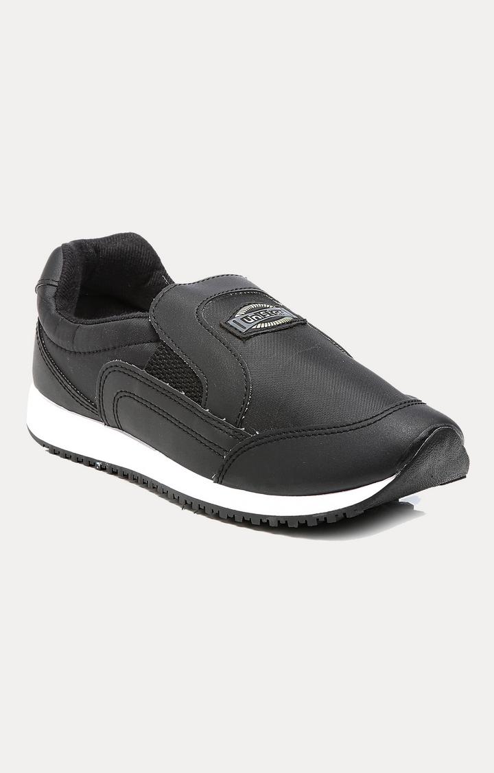 Unistar | Black Running Shoes