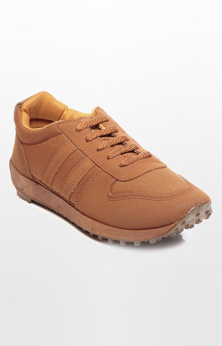 Unistar | Tan Sports Shoes