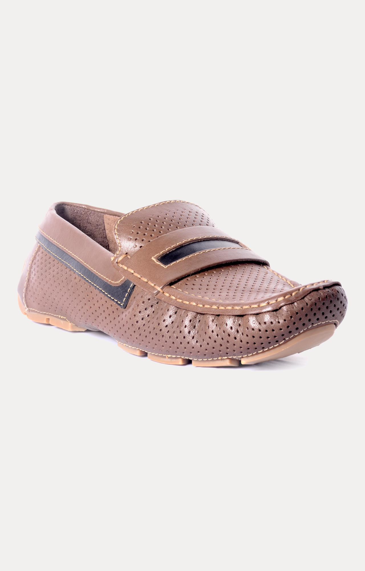STEVE MADDEN | Brown Loafers