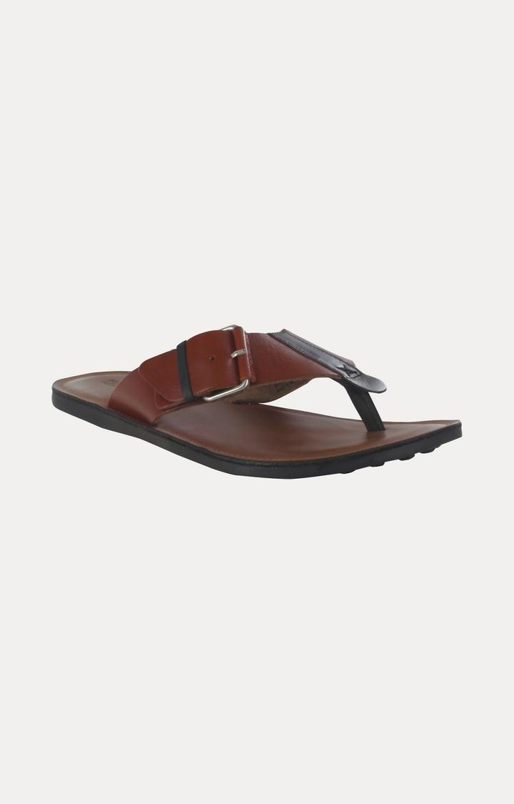 STEVE MADDEN | Tan Flip Flops