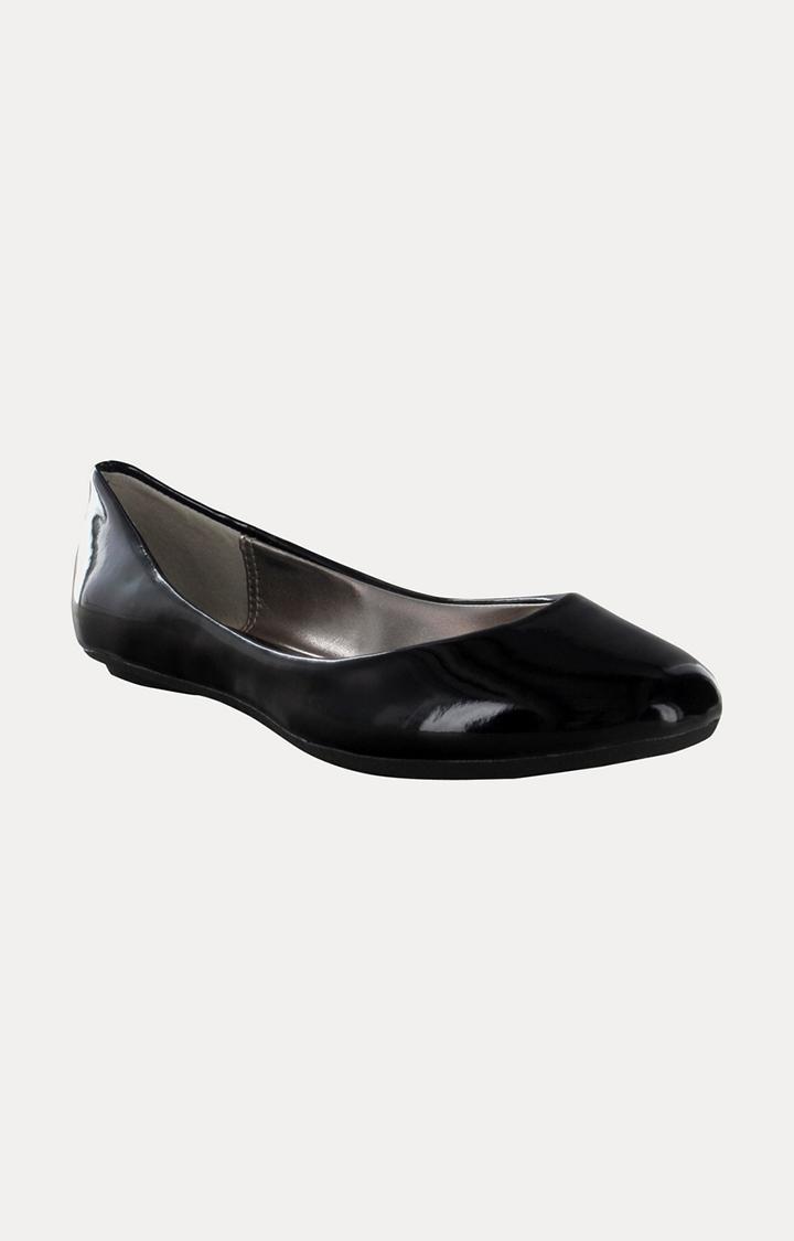 STEVE MADDEN   Black Kitten Heels