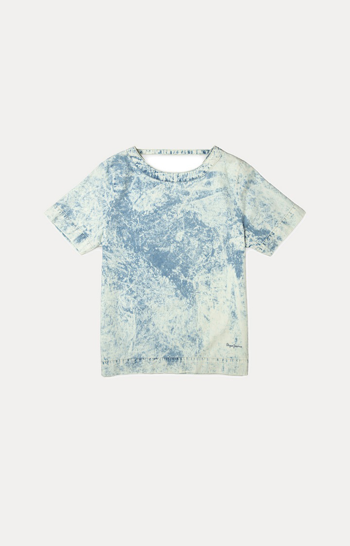 Pepe Jeans | Ice Blue Top