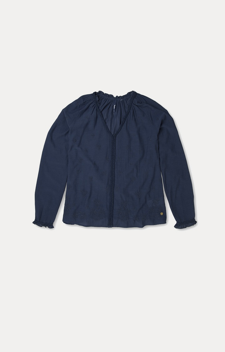 Pepe Jeans | Blue Top