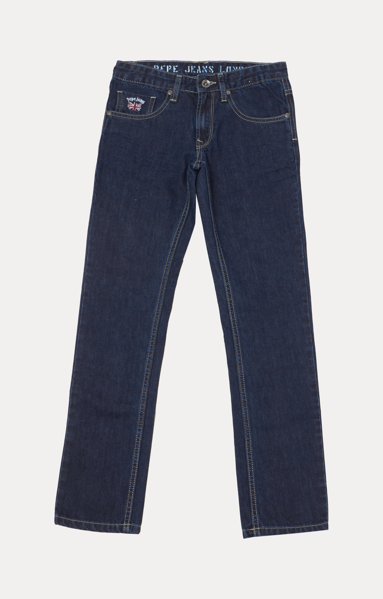 Pepe Jeans | Navy Solid Jeans