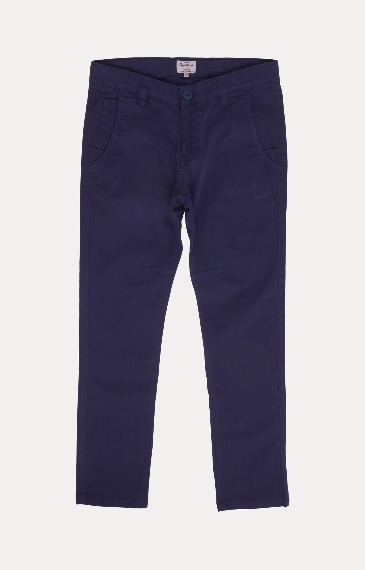 Pepe Jeans | Navy Solid Trousers