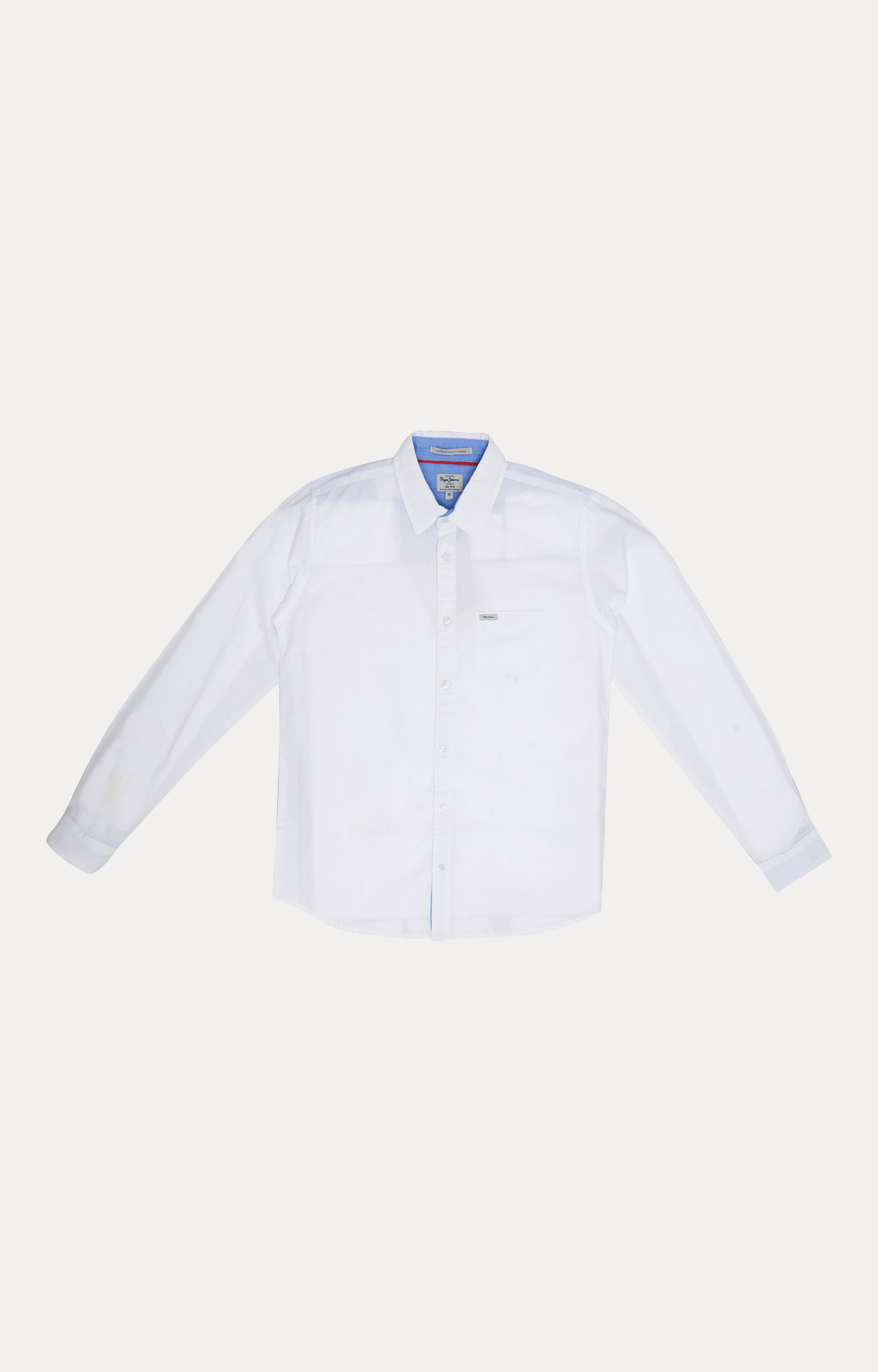 Pepe Jeans | White Solid Shirt