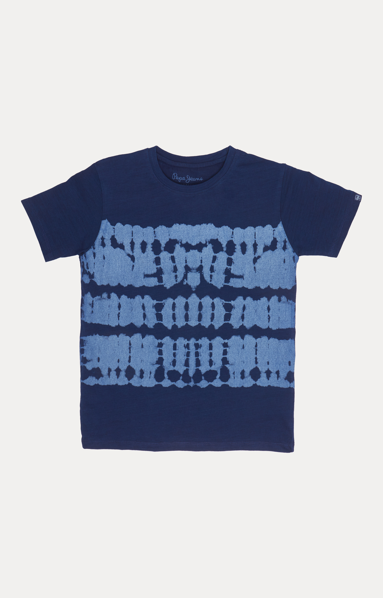 Pepe Jeans   Blue Printed T-Shirt