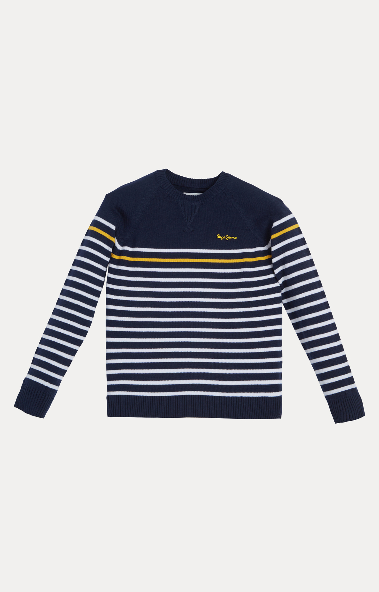 Pepe Jeans | Navy Striped Sweater